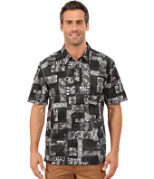 Quiksilver Waterman - Tiki Tapa Woven Top