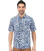Quiksilver Waterman - La Playa Short Sleeve Woven Shirt