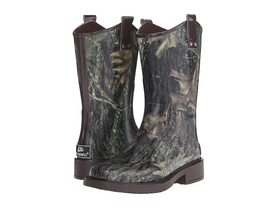 Blazin Roxx Trenton (Toddler/Little Kid/Big Kid) (Mossy Oak) Cowboy Boots