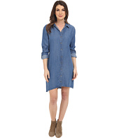 Splendid - Button Front Chambray Shirtdress