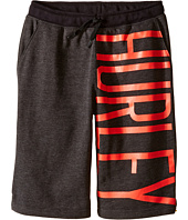 Hurley Kids - Off Short Knit Shorts (Big Kids)