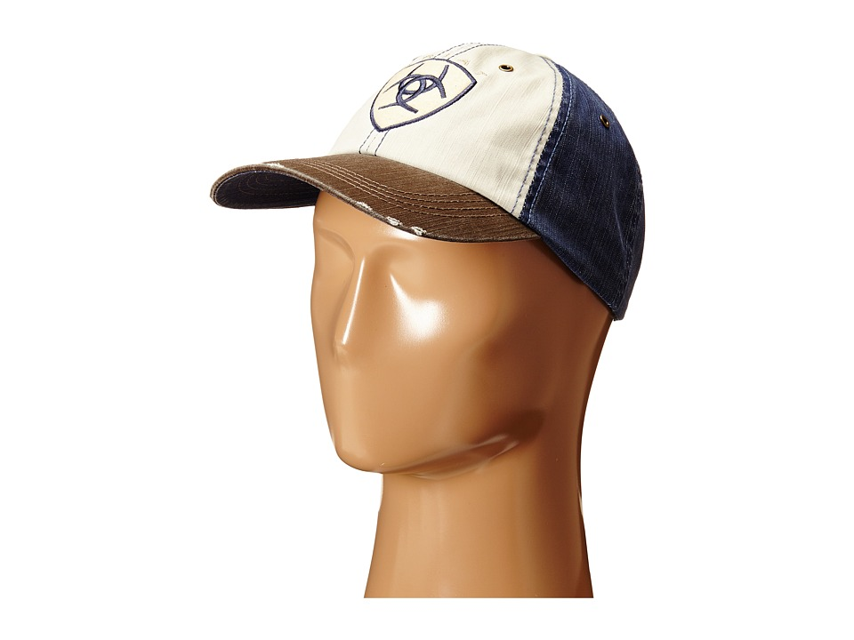 Ariat 1522897 Multi Baseball Caps
