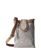 M&F Western - Floral Embossed Crossbody