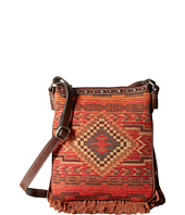 M&F Western - Indian Blanket Fringe Crossbody