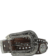 M&F Western - Scalloped Croco Concho Belt