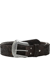 M&F Western - Embossed Overlay Belt