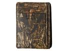 M&F Western Mossy Oak Camo Shot Shell Card Case Wallet (Mossy Oak)
