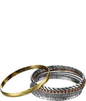 M&F Western - Mixed Metal Bangle Set