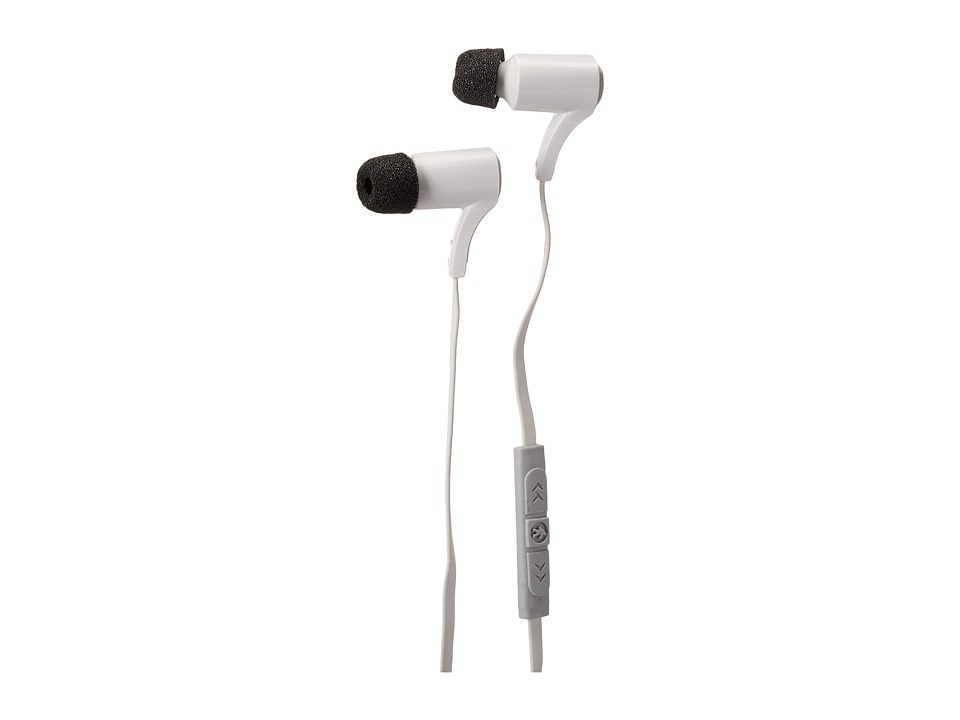 Outdoor Tech Orcas White Headphones