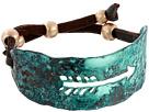 M&F Western Distressed Arrow Cuff Bracelet