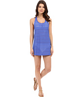 Roxy - Crochet Sporty Tee 2 Cover-Up