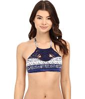 Roxy - Souk Paisley Crop Bikini Top