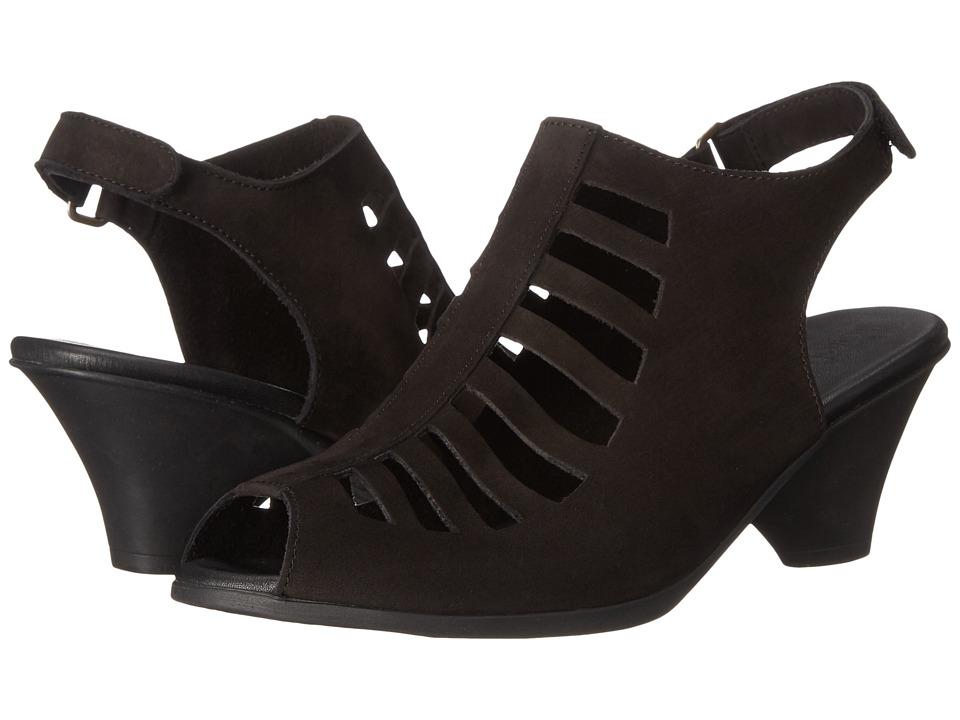 Arche Exor (Noir) Sandals