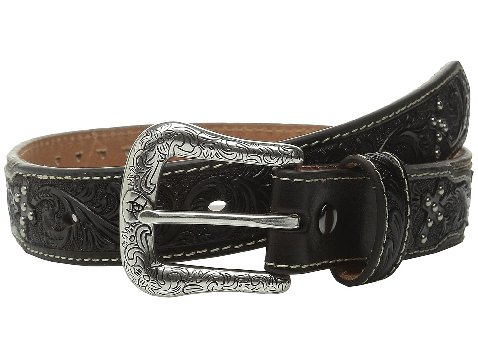 Ariat - Tooled Tab Studded Belt