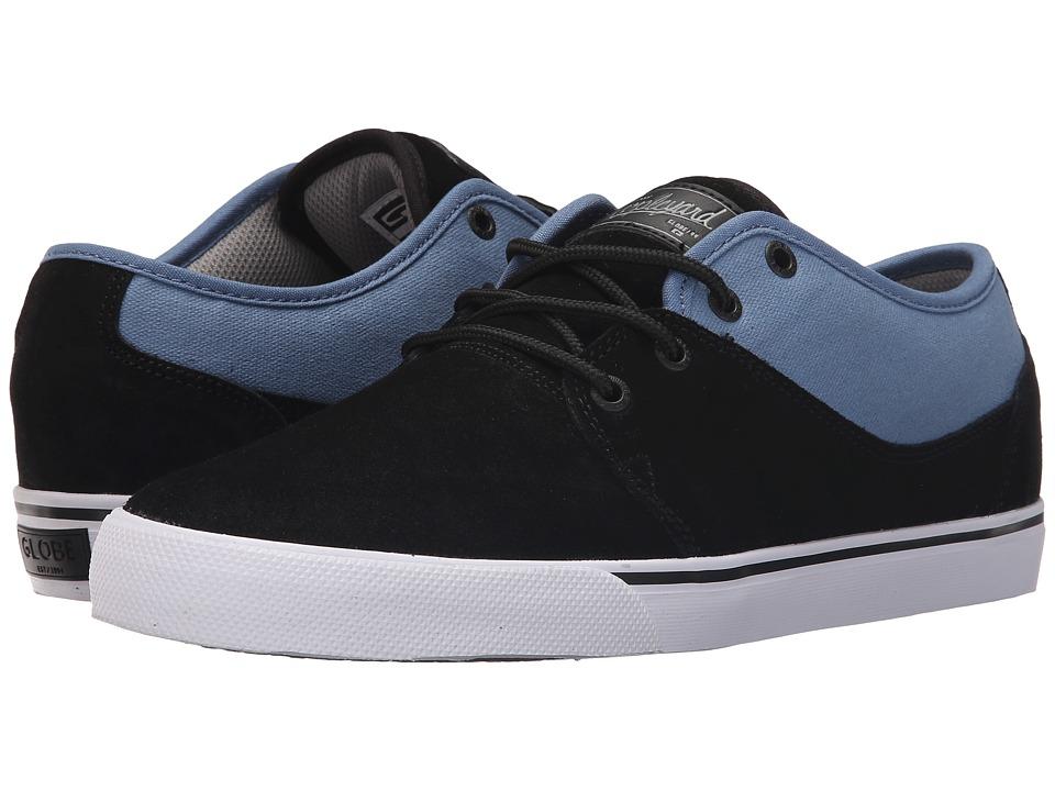 Globe - Mahalo (Black/Cornet Blue) Men