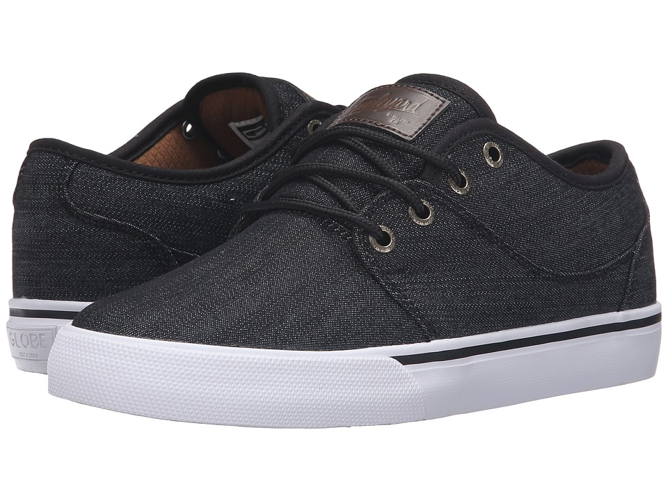 Globe Mahalo (Black Denim) Men