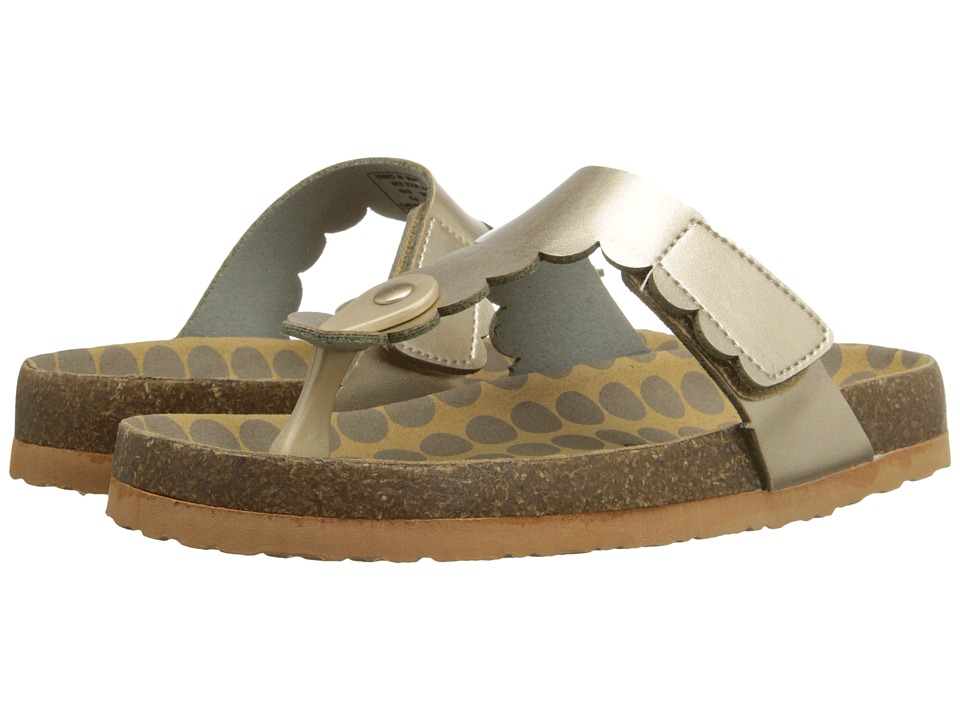 MorganampMilo Kids AB Special Toddler/Little Kid Gold Girls Shoes