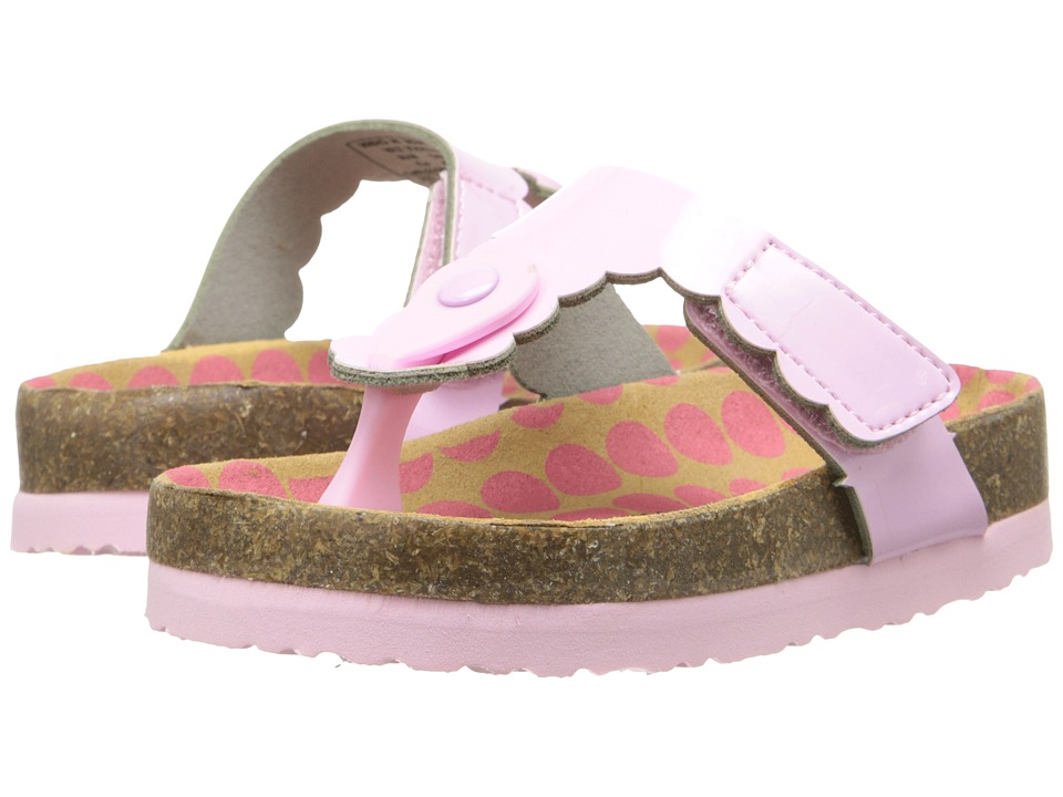 MorganampMilo Kids AB Special Toddler/Little Kid Pale Neon Pink Girls Shoes