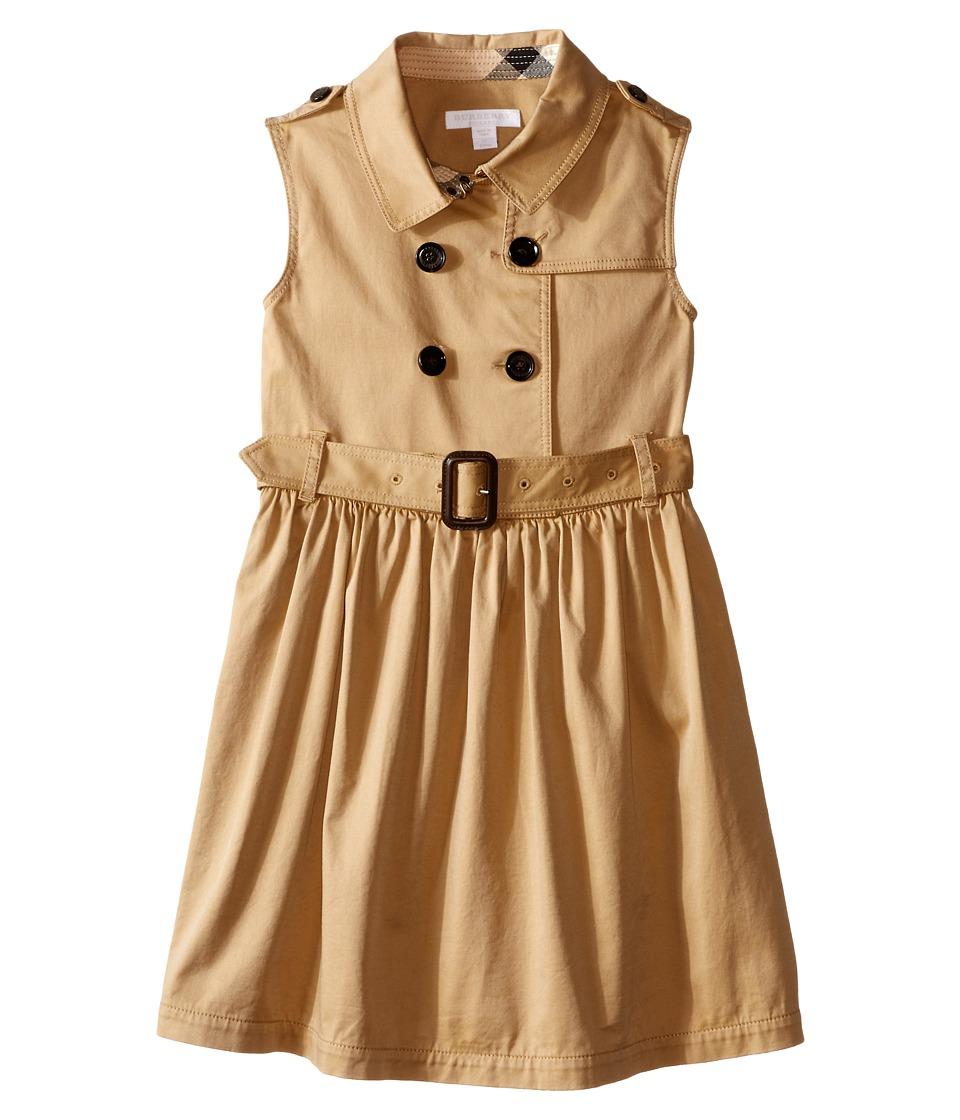 Burberrys Kids - Iliana Sleeveless Trench Dress (Little K...