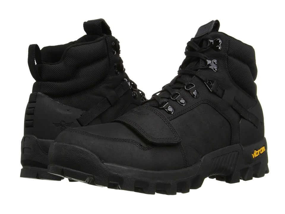 Creative Recreation Dio Black/Black Mens Lace up Boots