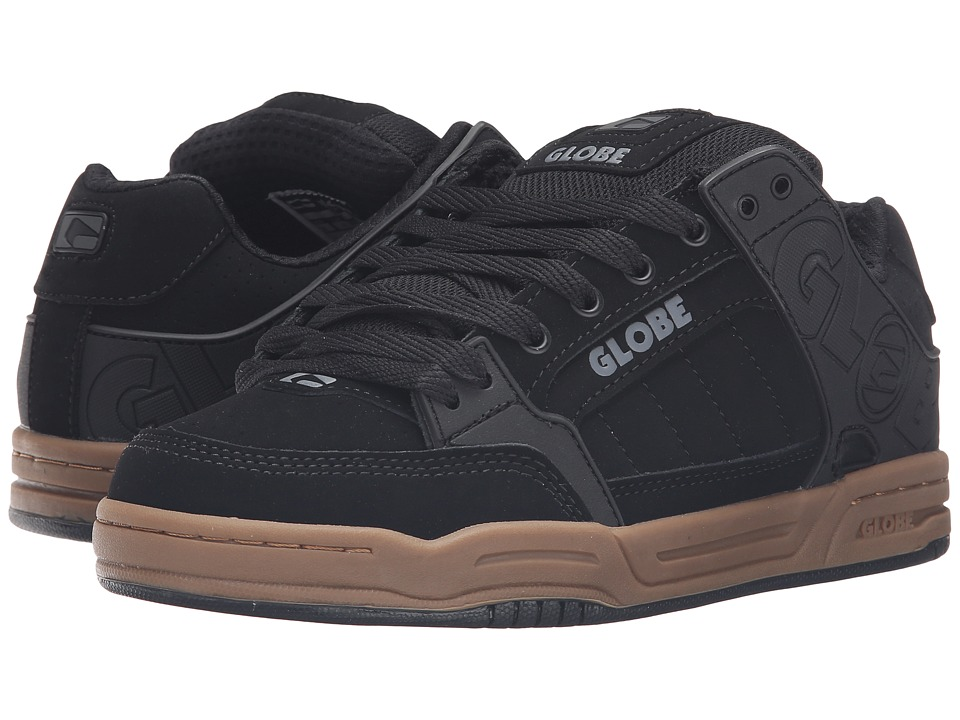 Globe Tilt (Black/Gum) Men