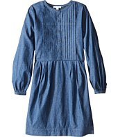 Burberry Kids - Mini Rosaline Pleat Front Dress (Little Kids/Big Kids)