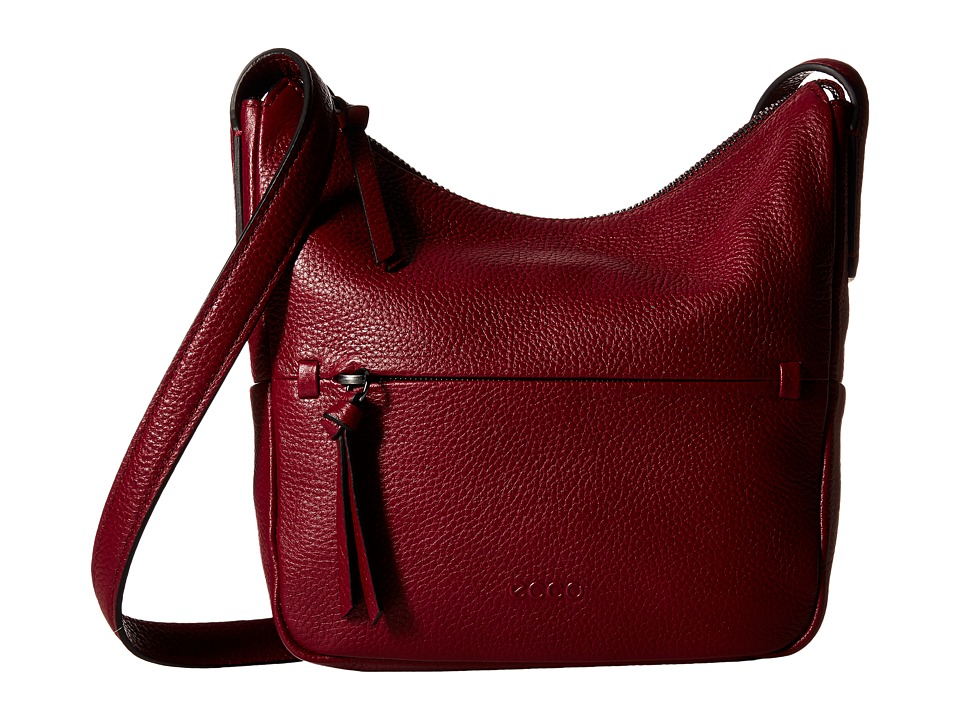 ECCO - SP Small Hobo Bag (Shiraz) Hobo Handbags