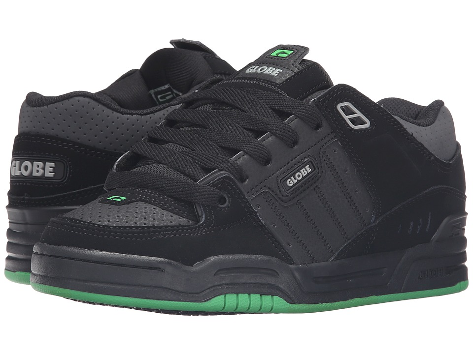 Globe Fusion (Black/Black/Green) Men