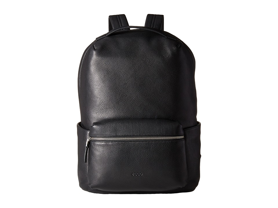 ECCO - Gordon Backpack (Black) Backpack Bags