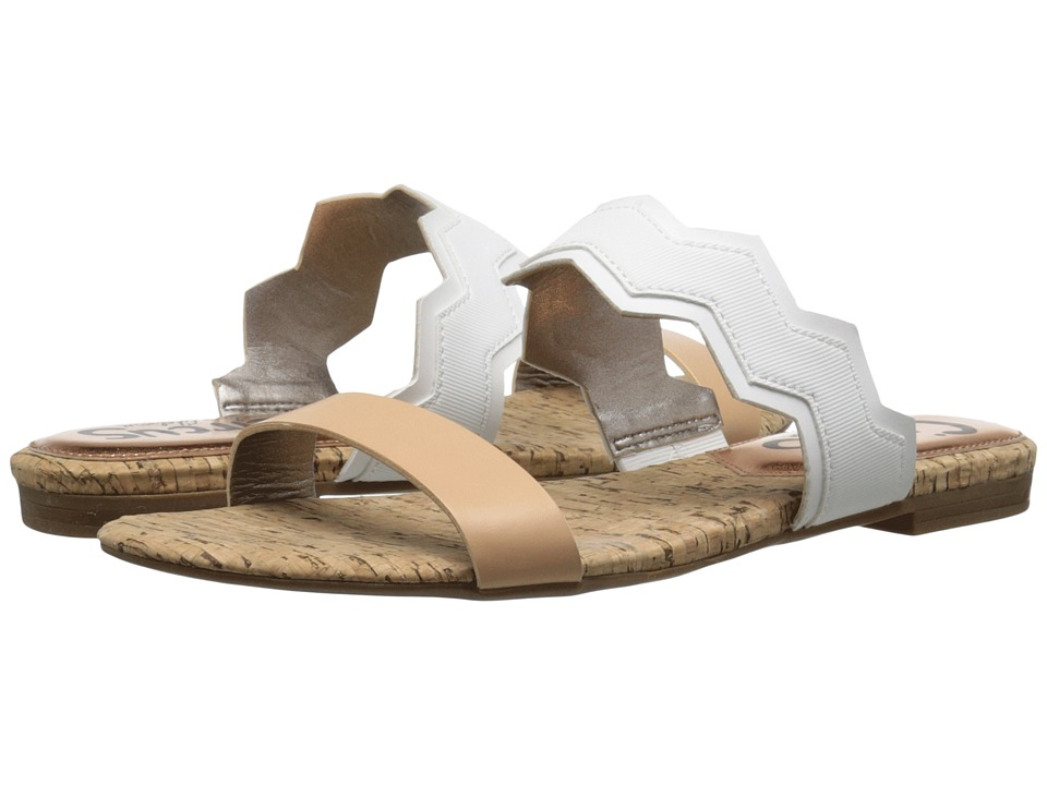 Circus by Sam Edelman Gia Naked Natural Womens Sandals