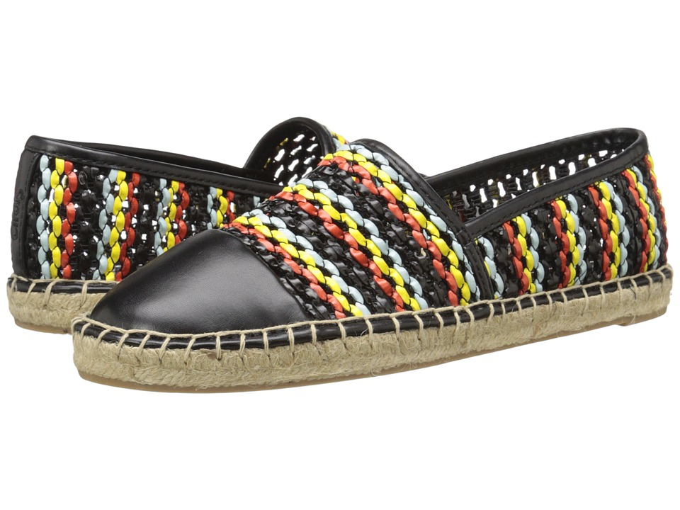 Circus by Sam Edelman Lena Multi/Black Womens Flat Shoes