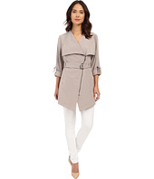 MICHAEL Michael Kors - Spread Collar Belted Trench M722060R