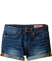Blank NYC Kids - Denim Cuffed Shorts in Recover (Big Kids)