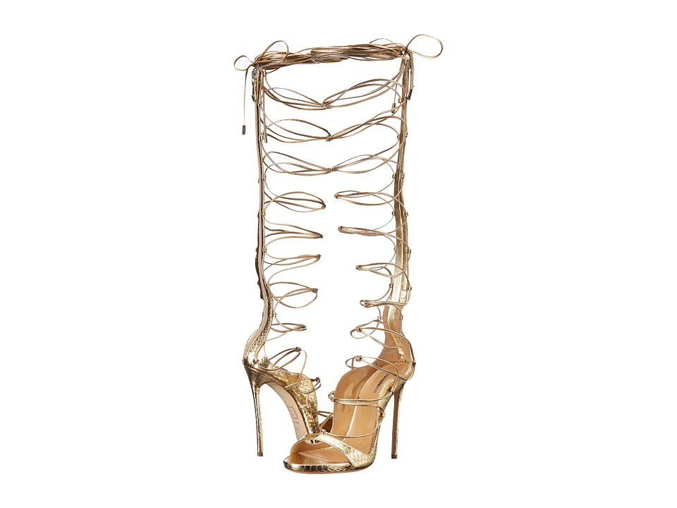 DSQUARED2 Ayers to the Knee Sandal Oro Womens Sandals