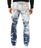 Rock Revival - Ernest A201 Alternative Straight in Tie-Dye Light Blue