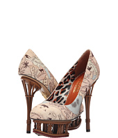 Charlotte Olympia - Rattan Dolly