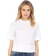 DSQUARED2 - Poplin Boxy T-Shirt