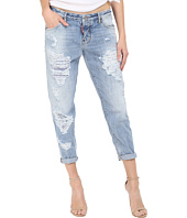 DSQUARED2 - 90s Wash Hockney Jeans in Blue