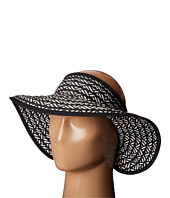 San Diego Hat Company - UBV007 Adjustable Roll Up Visor with Ribbon Edge