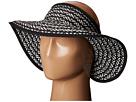 San Diego Hat Company San Diego Hat Company UBV007 Adjustable Roll Up Visor with Ribbon Edge