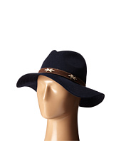 San Diego Hat Company - KNH8011 Knit Fedora Hat with Suede Band