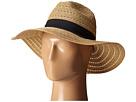 UBM4454 4 Inch Brim Panama Fedora Hat with Gold Lurex Specs
