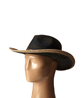 San Diego Hat Company - MXM1018 Panama Fedora Hat with Gold Bead Trim