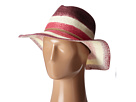 San Diego Hat Company PBF3072 Dip Dye Fedora Hat with Suede Trim