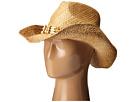 San Diego Hat Company RHC1078 Raffia Cowboy Hat with Beaded Band