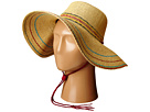 San Diego Hat Company PBL3064 Fine Weave Round Crown Sun Hat
