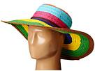 San Diego Hat Company PBL3071 Striped Sun Brim Hat
