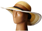 San Diego Hat Company PBL3071 Striped Sun Brim Hat