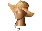 San Diego Hat Company RHC1076 Cowboy Hat with Frayed Edge