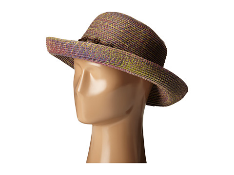 San Diego Hat Company UBM4451 3 Inch Brim Kettle Brim Sun Hat - Lavender